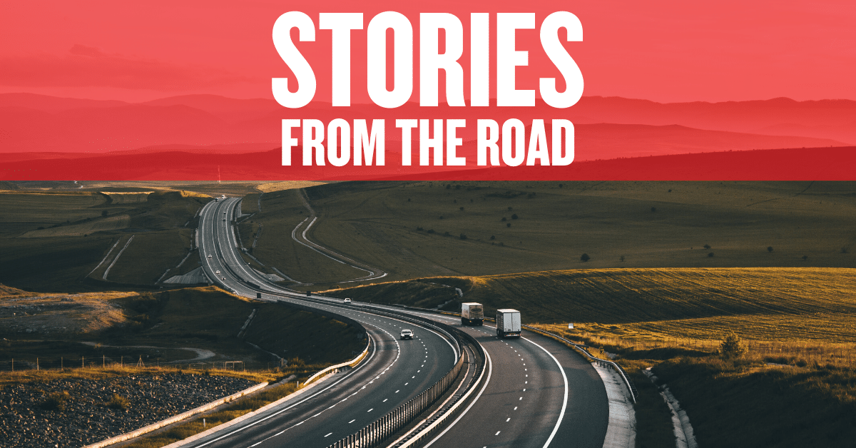 Driver Stories from the Road